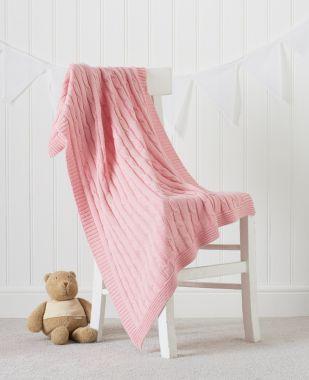 Beverley Baby Blanket