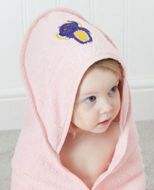 ALTON HOODED BABY TOWELS