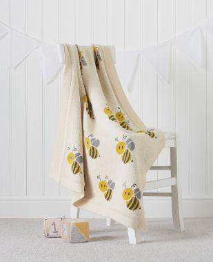 Bumblebee Baby blanket