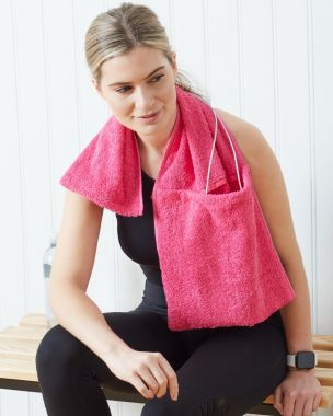 RAMSEY COTTON GYM TOWELS