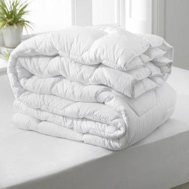 Classic Linen & Moore Summer Hollow fibre Poly Cotton 4.5 Tog Duvet
