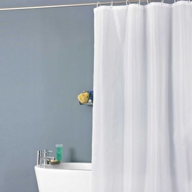 Windsor Stripped shower curtain