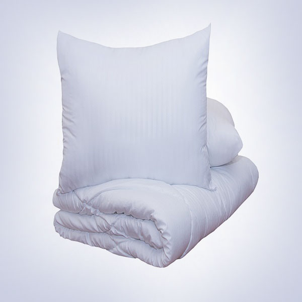 Duvets & pillows Sizes