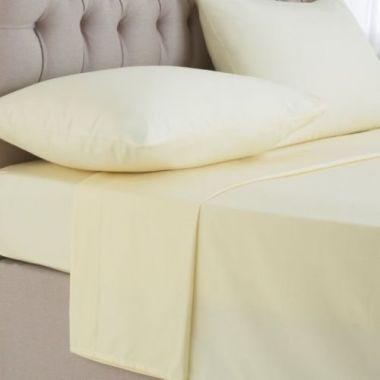 200TC Egyptian Cotton Pillowcase Pair