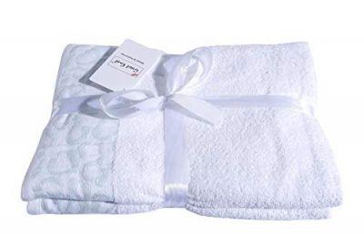 Horseshoe Border Hand Towel Pair