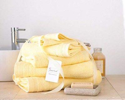 Rosetta Egyptian Cotton Towels 8 Pieces Bundle Pack