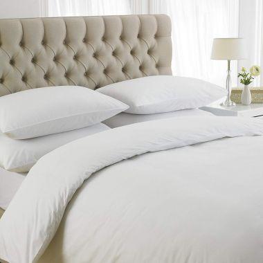 200TC Cotton Percale Duvet Cover Set