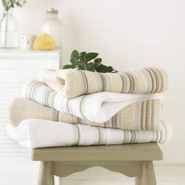 Ribbed Towel Pair Pack-Bath Towel