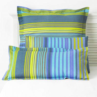 Oxford Stripe Pillowcase Pair
