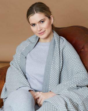 Barnard Cotton Sofa Throw