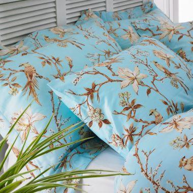 Egyptian Cotton Bird Pillowcase Pair