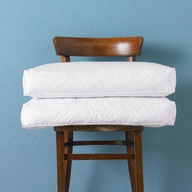 Hollowfibre Box Pillow Pair
