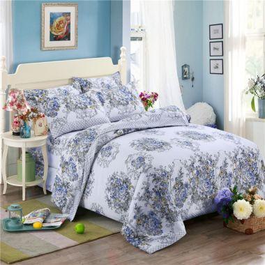 Cotton Bright Duvet Cover Set