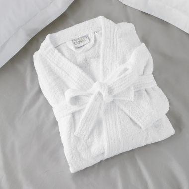 Cornwall Kimono Terry Cotton Bathrobe