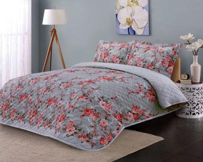 Marilda Printed Bed Spread Set