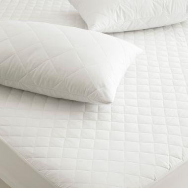 Ashford 180 TC Cotton Quilted Zipper Pillow Protectors