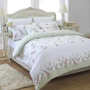 Egyptian Cotton Sateen Duvet Cover Set Rosebay
