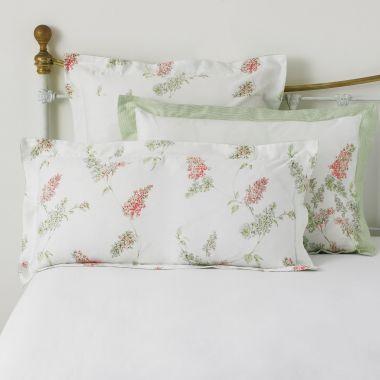 Egyptian Cotton Sateen Pillowcase Pair Rosebay