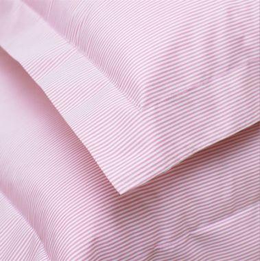 Egyptian Cotton Cambridge Stripe Pillowcase Pair