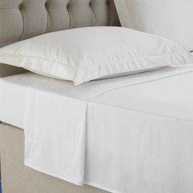 400TC Egyptian Cotton Flat Sheet
