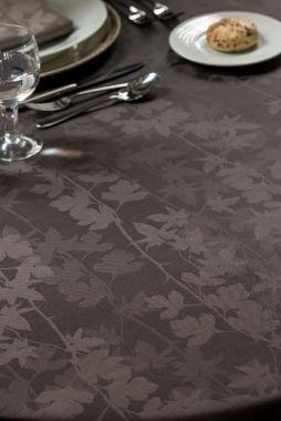 DAMASK VINE LEAF 100% COTTON TABLE COVERS