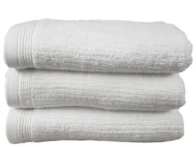 Cotton Zero Twist Towel Pair Pack